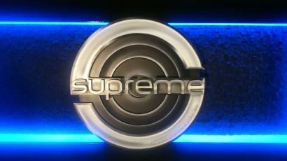 Supreme logo's Arnhem