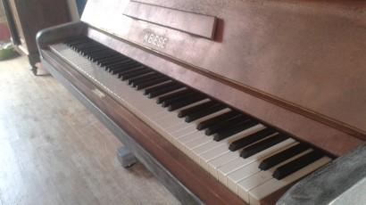 Decoratie horeca piano